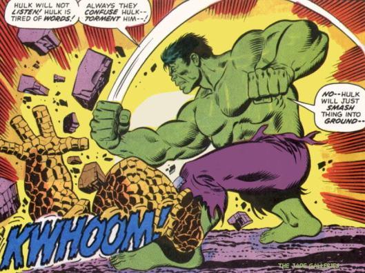 Hulk Smash...